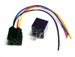 car alarm relay 12v