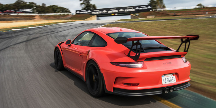 GT3 RS911